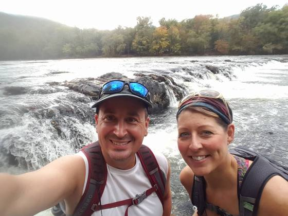 Hiking, AT, Trail, Hot Springs, French Broad